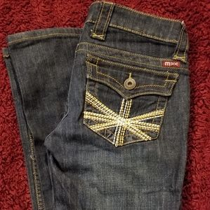 Makers of True Originals Underground Jeans Size 27